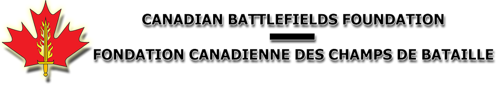 The Canadian Battlefields Foundation Logo