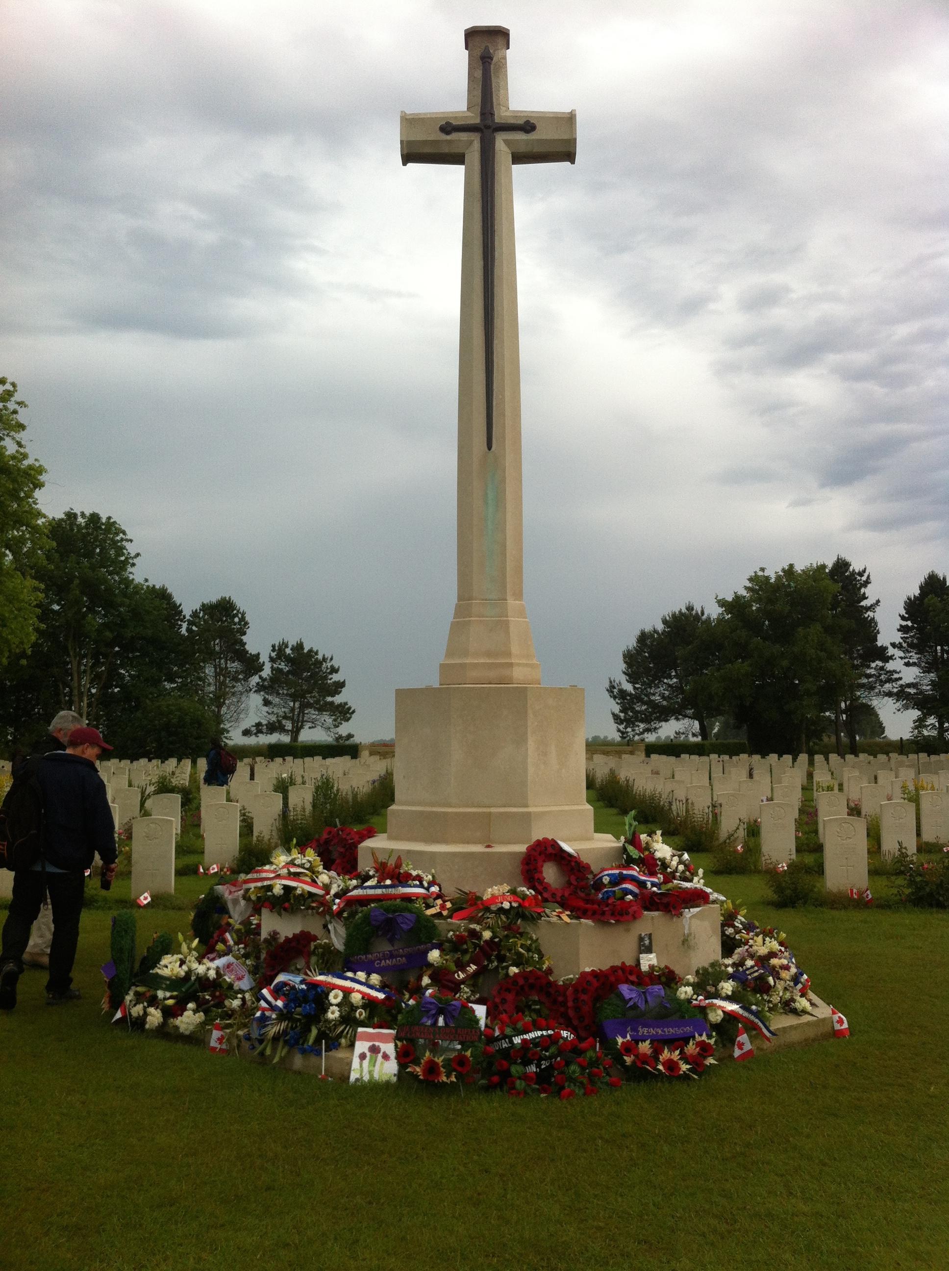 Beny-sur-mer-cemetery 2