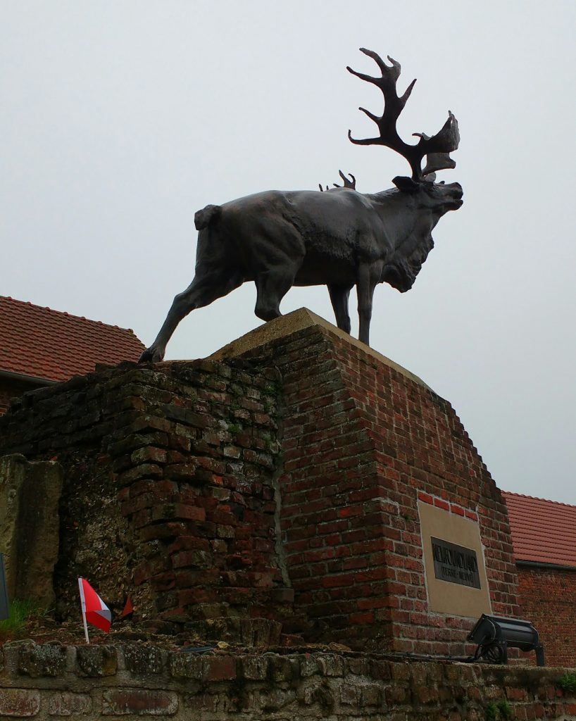 Memorial to the Royal Newfoundland Regiment at Monchy-le-Preux